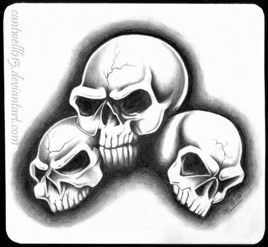 Three Skulls - Bing im...