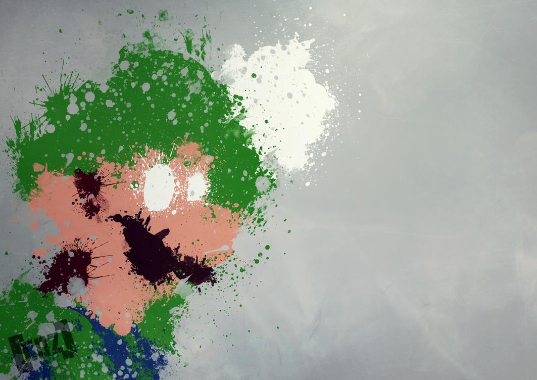Luigi by Cozmoss