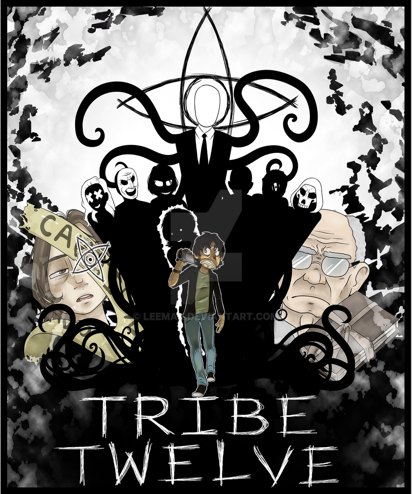 TribeTwelve Prints Available! by Leemak