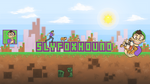 SlyFoxHound Youtube Banner by Leemak