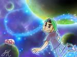 Sly - Super Mario Galaxy Thumb by Leemak