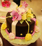 Orchid Cake - 2