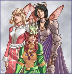 Ragnarok Characters