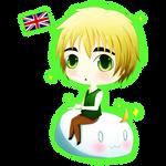 Commission: Chibi England