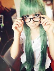 Glasses by CuteStuffLegacy