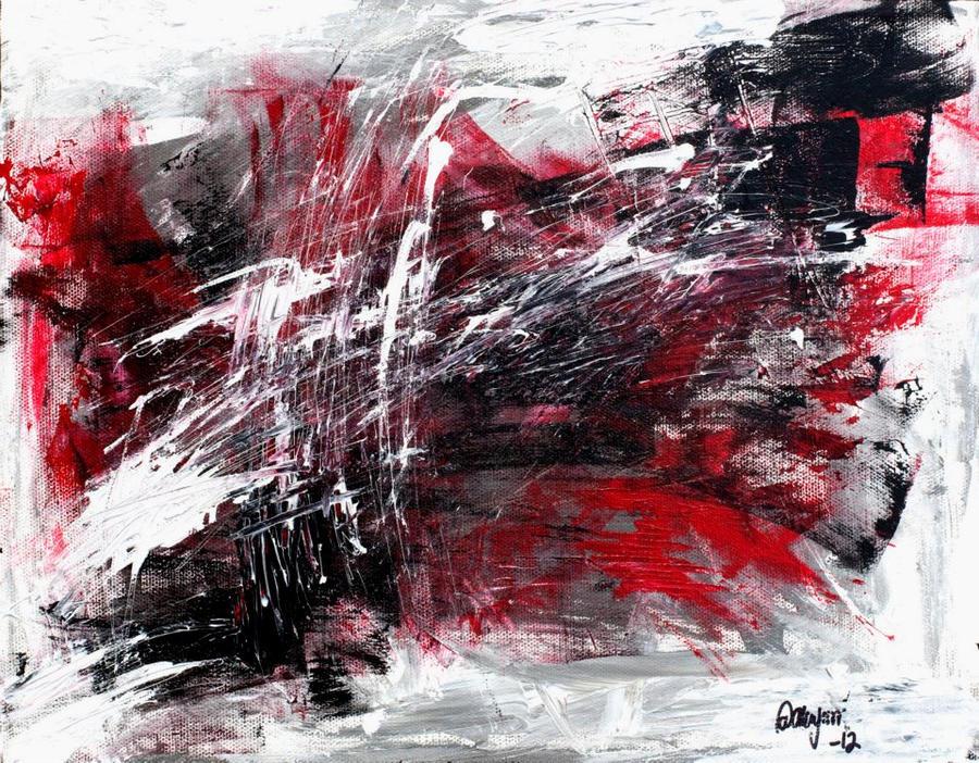 Abstract 5 by dabaryan