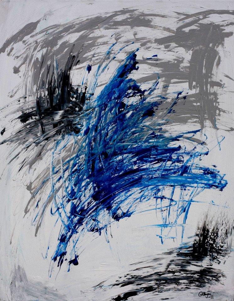 Abstract 14 by dabaryan