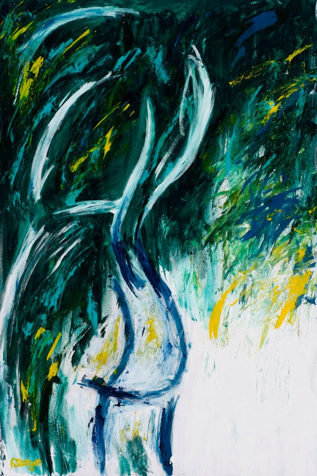 Abstract Art Bodies Abstract Female Body 2...