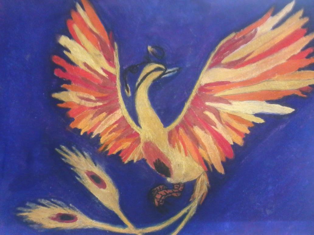 My Phoenix by hangel23