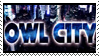 Owl City Stamp by MirrorZan