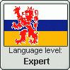 Limburgs language level; Expert by Laurentiusje
