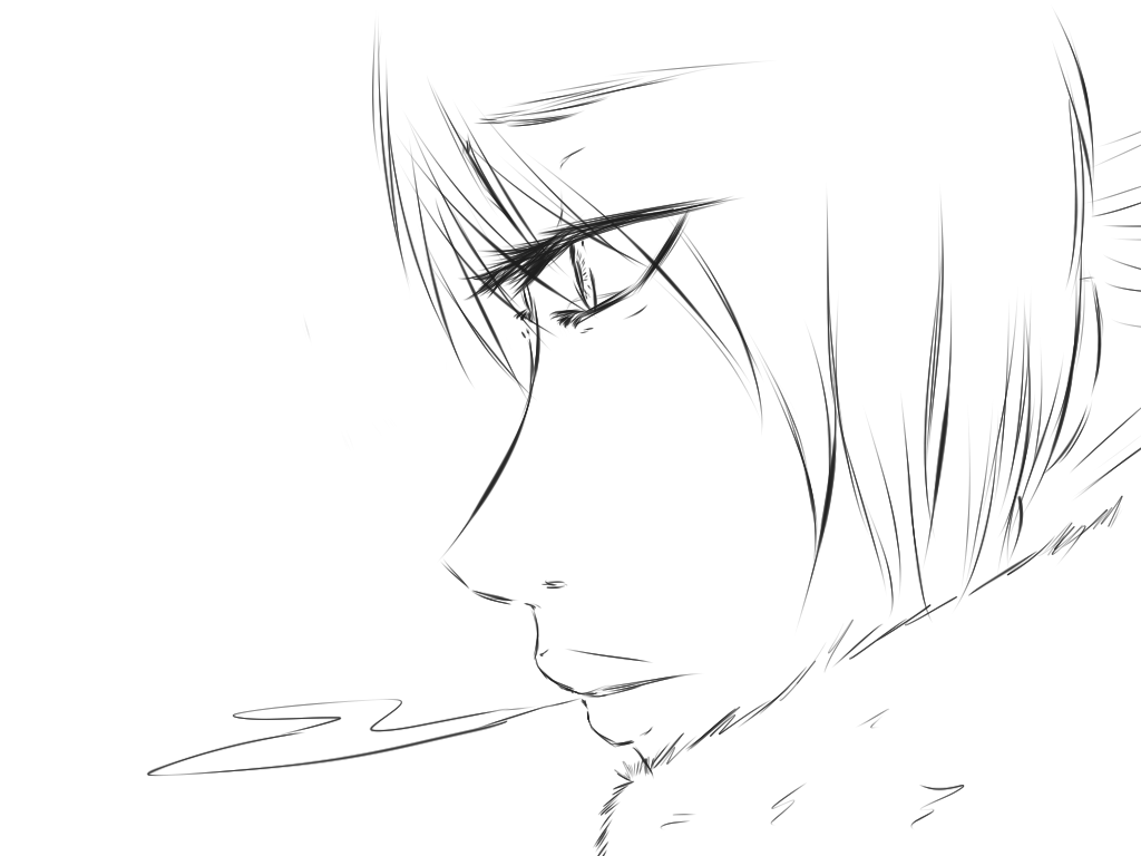Lonely W.I.P by shonen-ai-lover