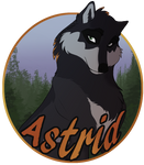 Astrid - Adult Tracker by Koeyohte
