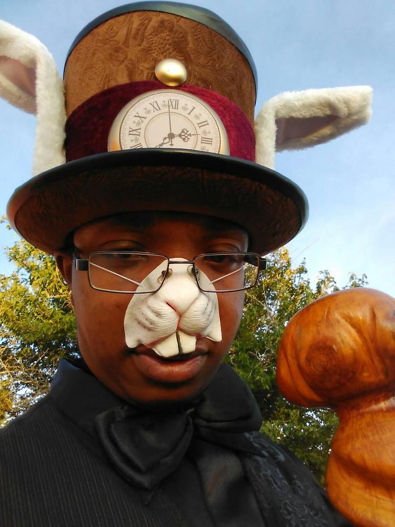 my Halloween costume this year. by MorterFireSkunk