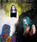 Hope Sandoval: Colour Theory