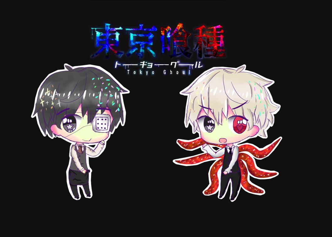 Tokyo Ghoul Kaneki by DpFunGirl