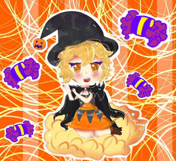 Halloween! by DpFunGirl