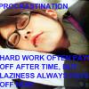 Demotivator 3: Procrastination by communionnimrod