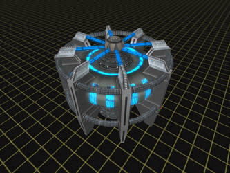 Fusion Reactor 1 by Krahazik
