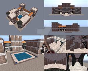 Azalee Building Modern Stone