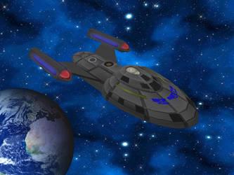 Starscreamer Escort by Krahazik