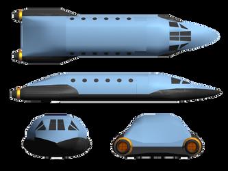 Item - Landing Shuttle by Krahazik