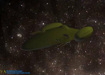 Hakareu Ship 01A by Krahazik