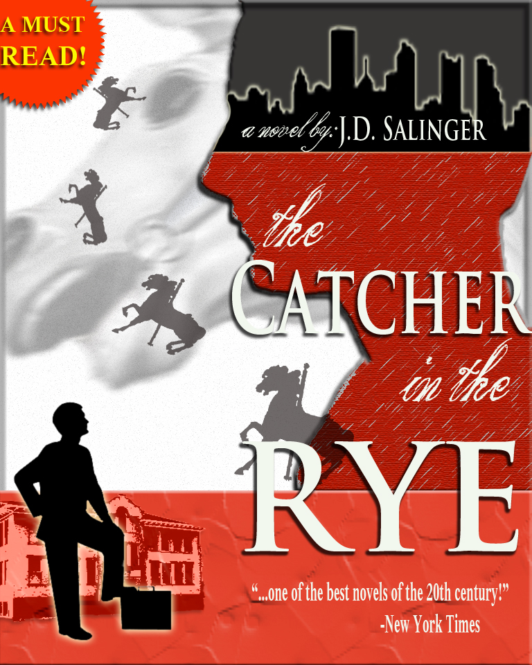 catcher in the rye book club addition 1951 JD Salinger