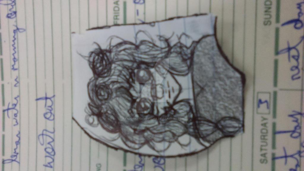 Character idea by Randomlycandy4life