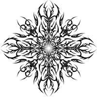 Tribal - Mandala 1