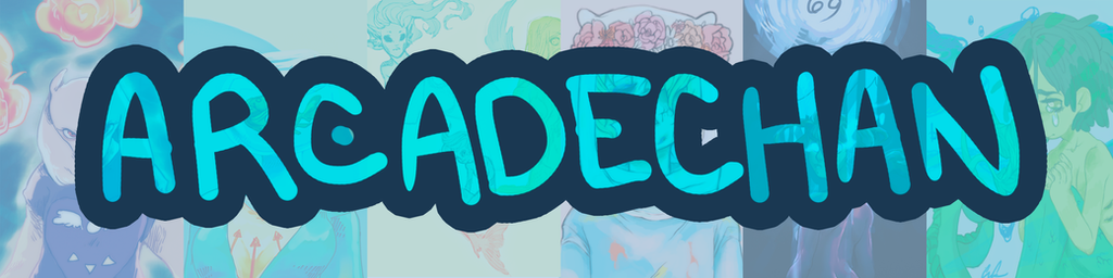 Arcadechan Banner by arcadechan