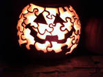Puzzled Pumpkin