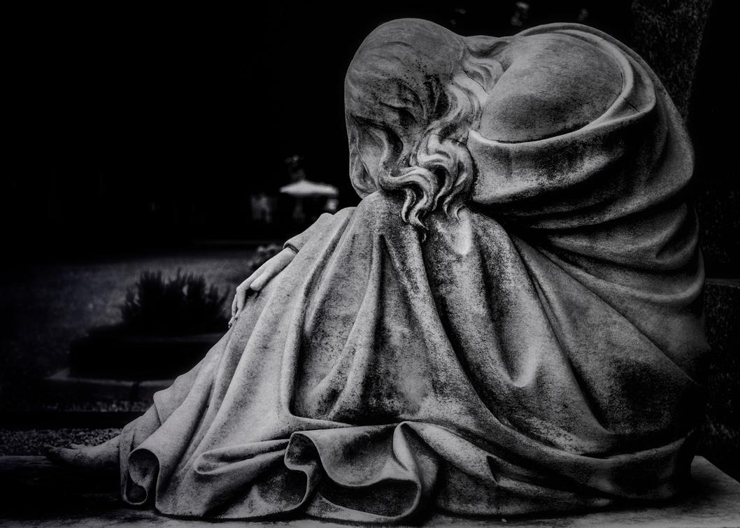 Tristezza... by Blakk-mamba
