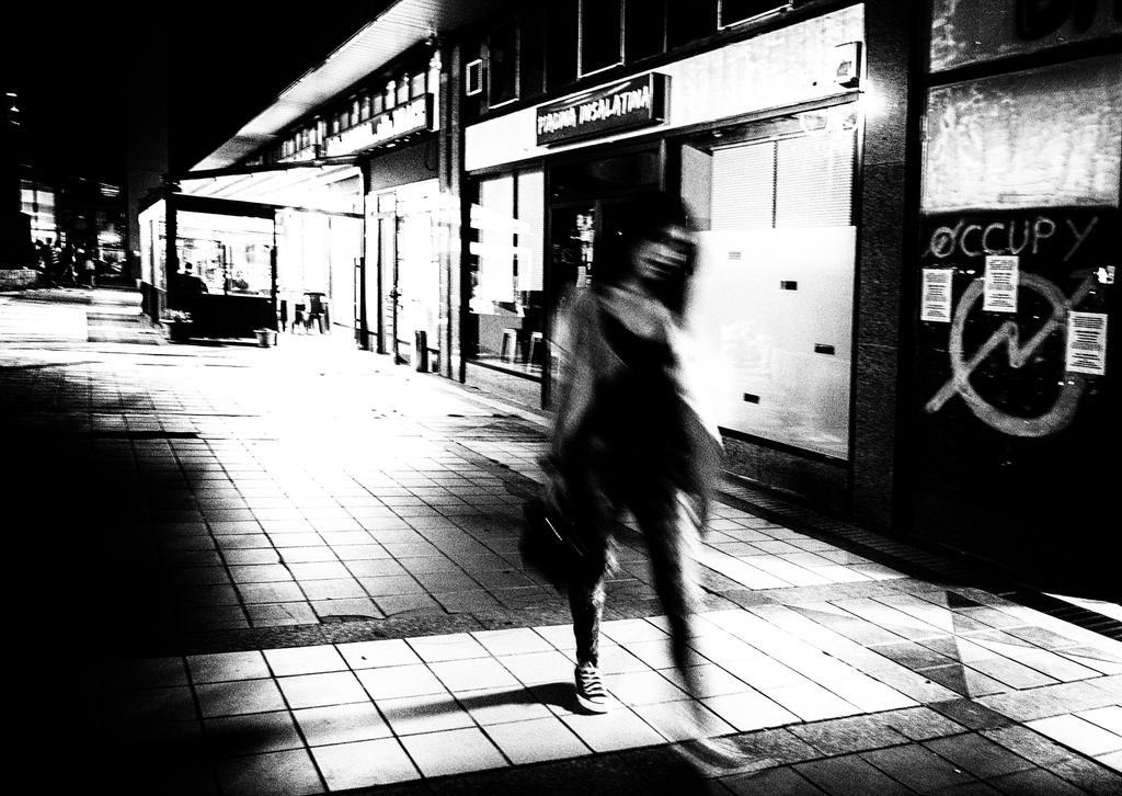 Passaggi... by Blakk-mamba