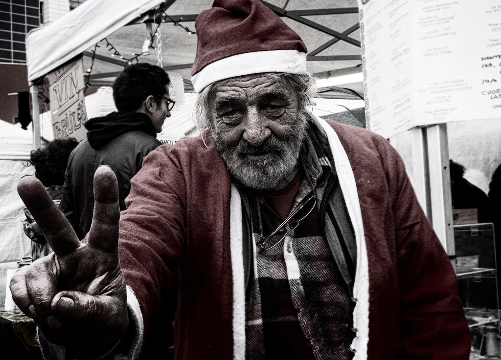 Merry Christmas! by Blakk-mamba