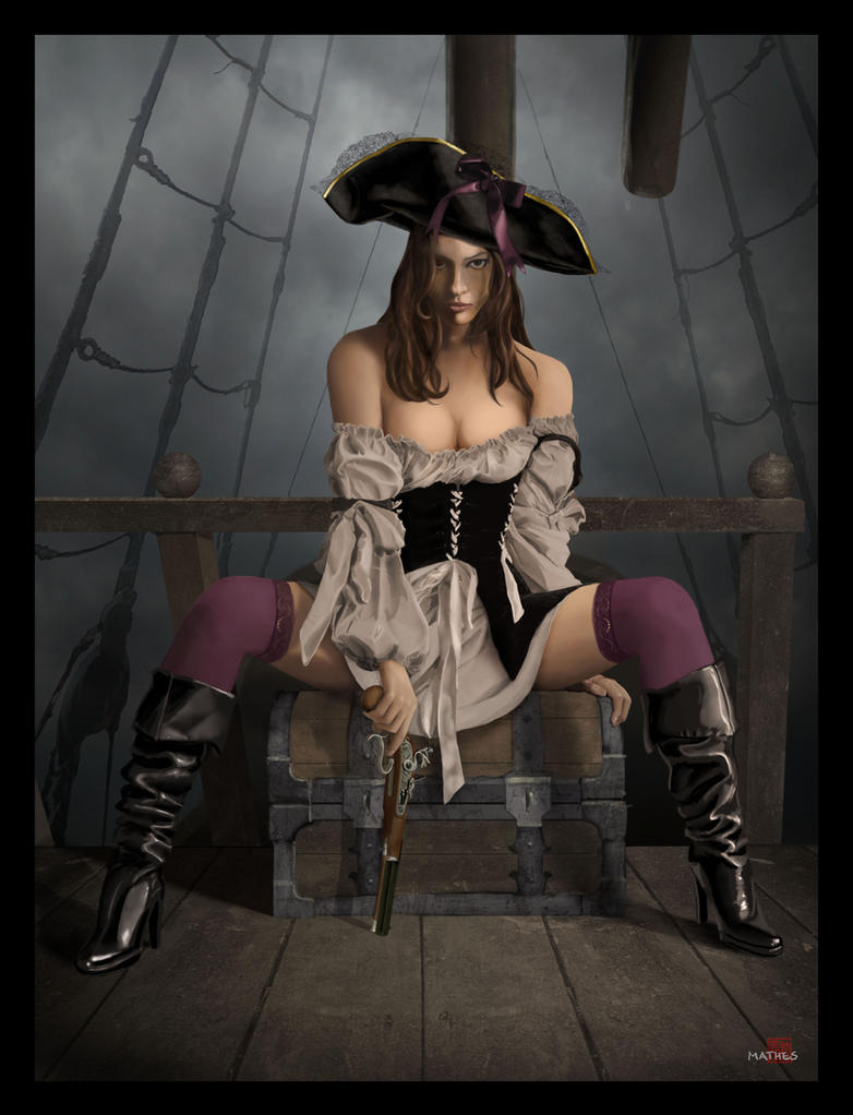 Hot sexy pirate girls pornos movies