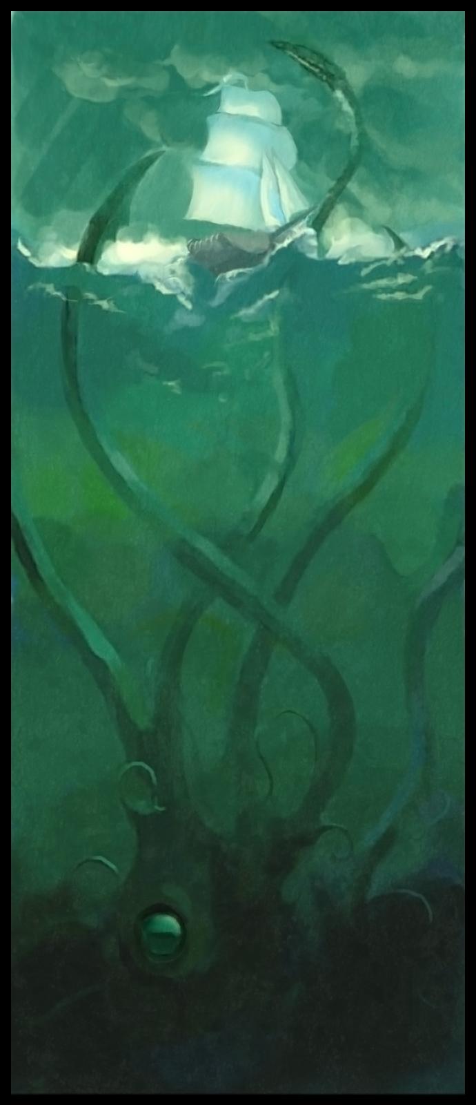 Kraken by heteroerectus on DeviantArt