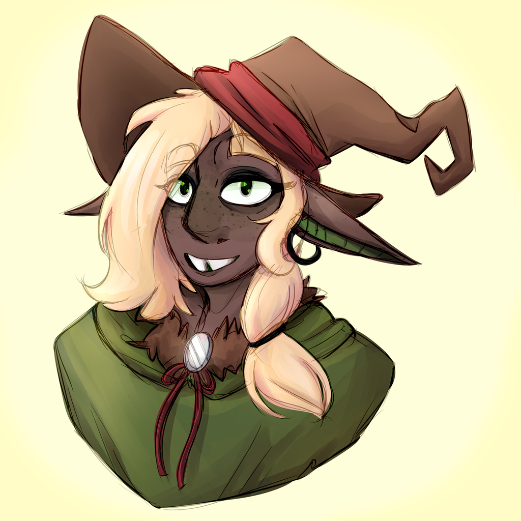 Taako Taaco by Lucabyte