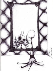 My evil twin by kmpyy