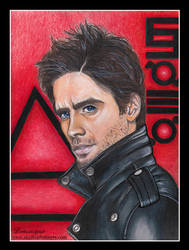 Jared Leto This is War 2009