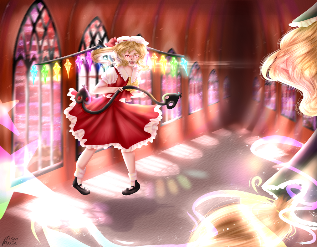 Centennial Festival for Magical Girls by prismpower