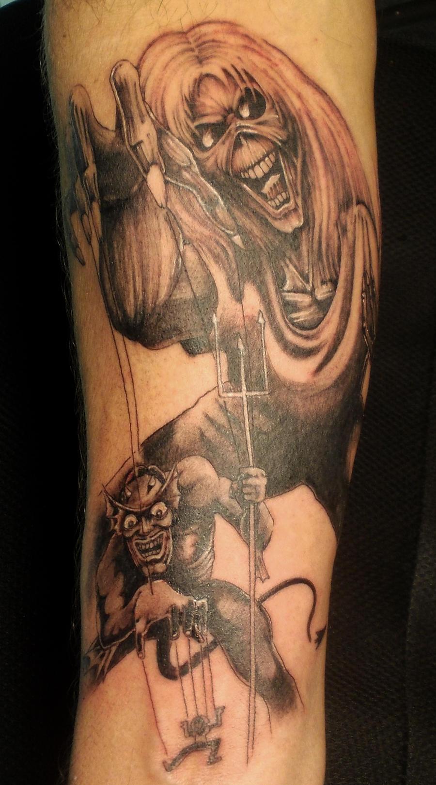 666 tattoo by Inkstruktor on DeviantArt: inkstruktor.deviantart.com/art/666-tattoo-349305350