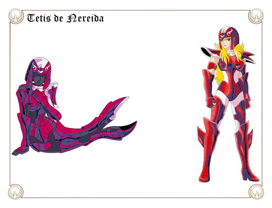 Tetis de Nereida by Javiiit0