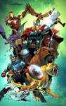 Avengers vs Pet Avengers 4