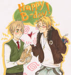 APH: Happy B-day