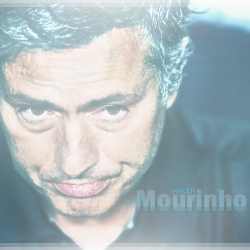 Mourinho by Hacen13