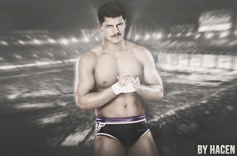Cody Rhodes Wallpapper by Hacen13 on DeviantArt