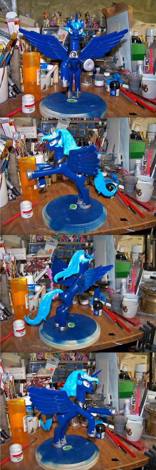 Luna paint and eye test by batosan