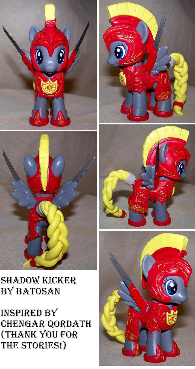 Shadow Kicker Full Armor by batosan