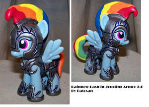 Rainbow Dash Jousting Armor 2.0